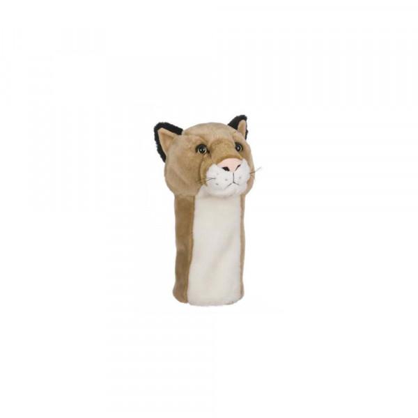 Daphnes Headcover für Driver & Fairway - Cougar