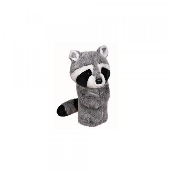 Daphnes Headcover für Driver & Fairway - Raccoon
