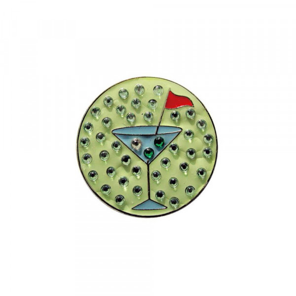 navica CL006-23 Crystal Ballmarker - Martini