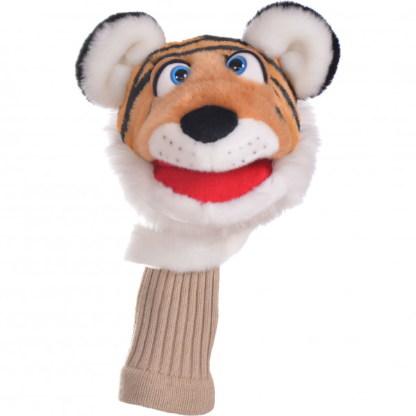 Living Puppets Headcover Paco der Tiger