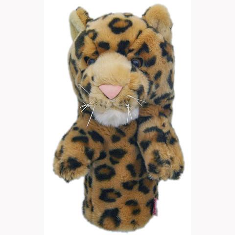 Daphnes Headcover für Driver & Fairway - Leopard