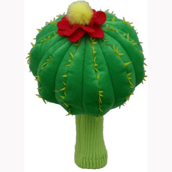 Daphnes Headcover für Driver & Fairway - Cactus