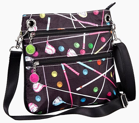 Driving Me Crazy Collection Crossbody
