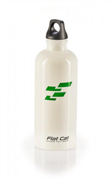 Flat Cat Trinkflasche