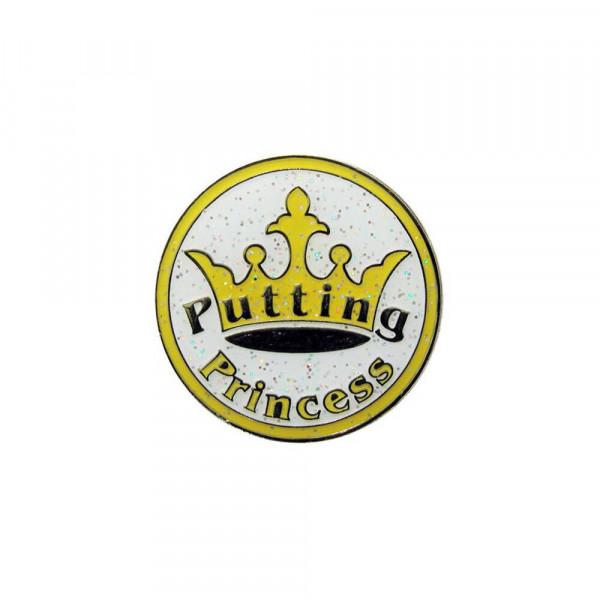 navica CL004-02 Glitzy Ballmarker - Putting Princess