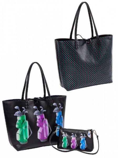 It's In The Bag Collection Wendeshopper-Taschenset