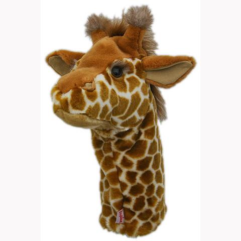Daphnes Headcover für Driver & Fairway - Giraffe