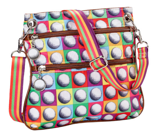 On The Ball Collection Crossbody