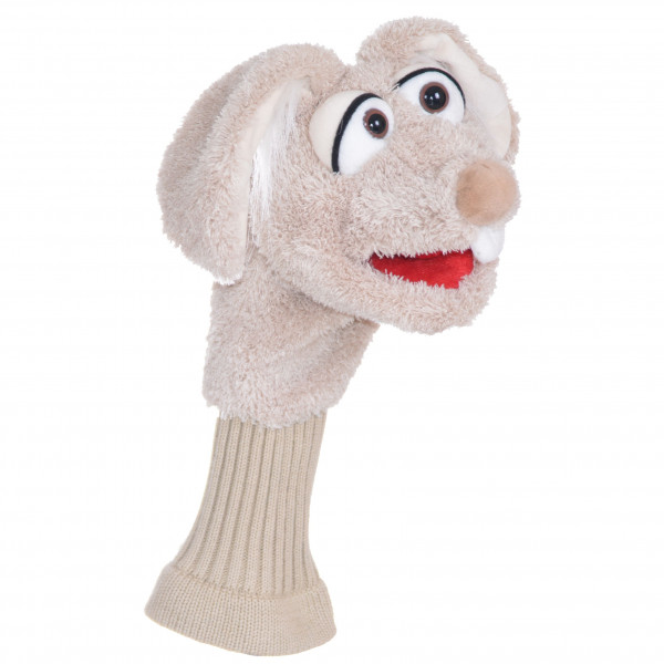 Living Puppets Headcover Mampfred der Hase