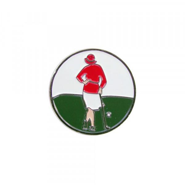navica CL002-09 Basic Ballmarker - Vintage Lady