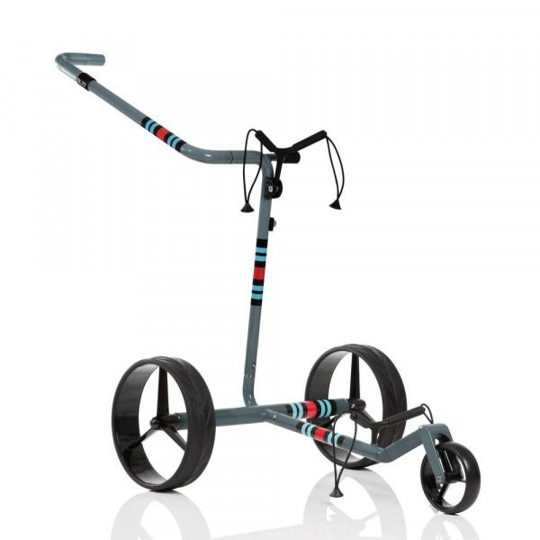 Jucad GT Racing 2 Drei-Rad Golftrolley