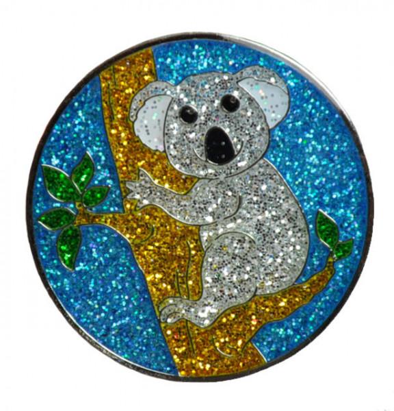 navica CL004-67 Glitzy Ballmarker - Koala Bear