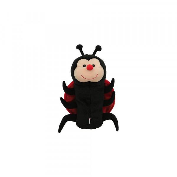 Daphnes Headcover für Driver & Fairway - Ladybug