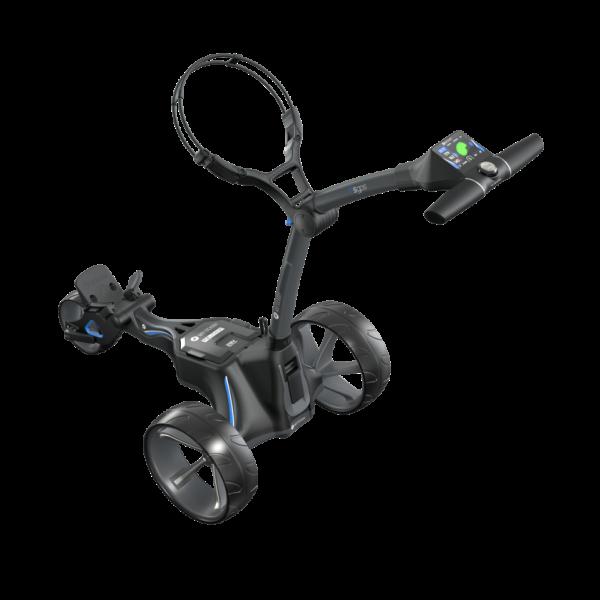 Motocaddy M5 GPS Elektrotrolley