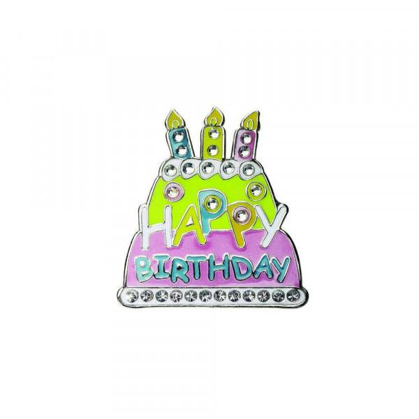 navica CL006-17 Crystal Ballmarker - Birthday Cake