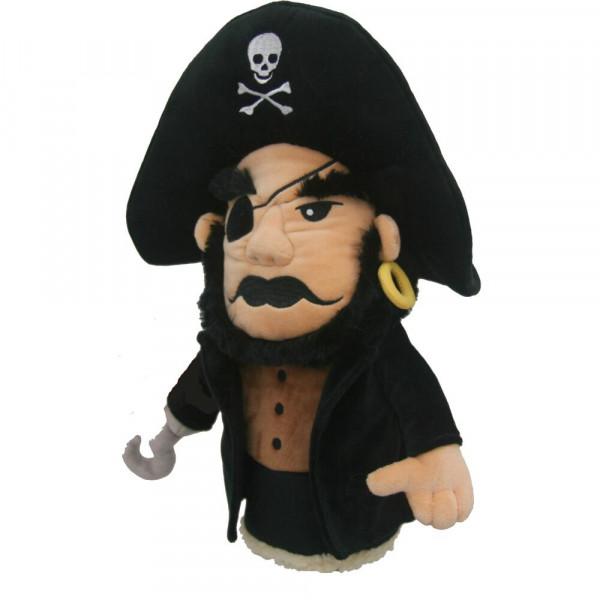 Daphnes Headcover für Driver & Fairway - Pirate