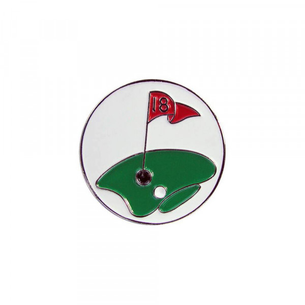 navica CL002-04 Basic Ballmarker - 18th Hole