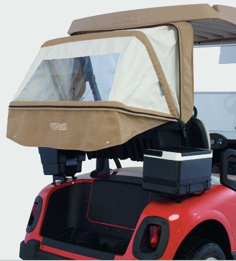 E-Z-GO original WETTERSCHUTZ für Elektro Golfcart