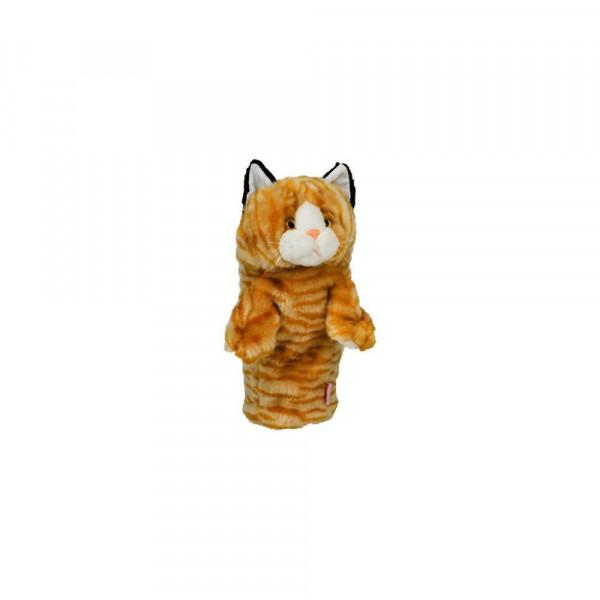 Daphnes Headcover für Driver & Fairway - Calico Cat