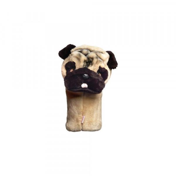 Daphnes Headcover für Driver & Fairway - Pug