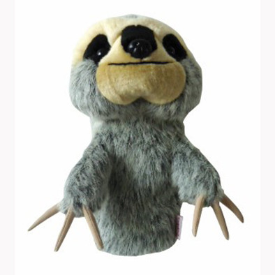 Daphnes Headcover für Driver & Fairway - Sloth