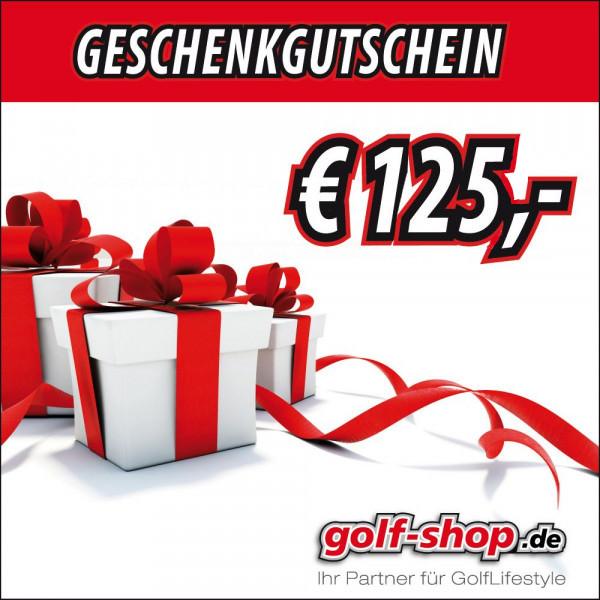 Geschenkgutschein € 125
