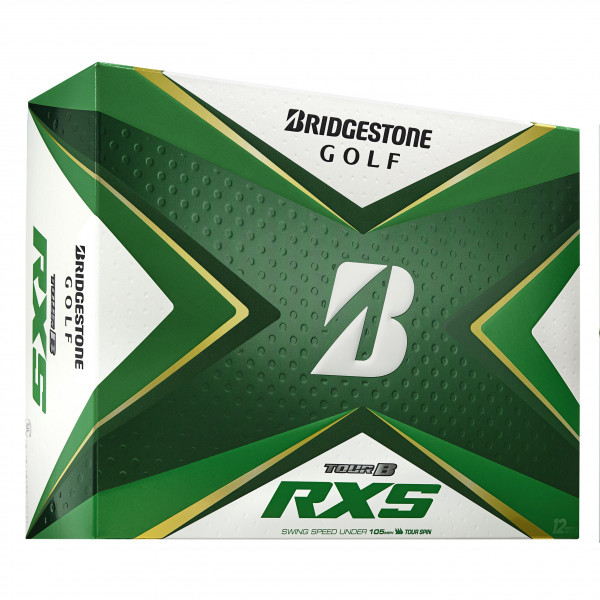 Bridgestone Tour B RXS Golfball