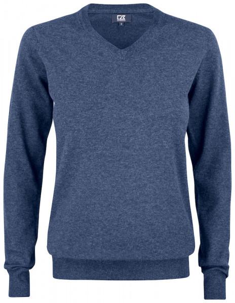 Cutter&Buck Oakville V-neck Pullover Damen