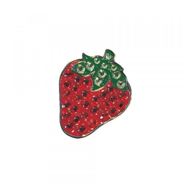 navica CL006-85 Crystal Ballmarker - Strawberry