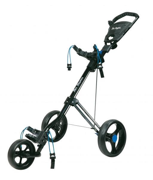 Ben Sayers D3 Push 3-Rad-Trolley