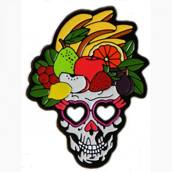 navica CL002-338 Basic Ballmarker - Fruit Skull