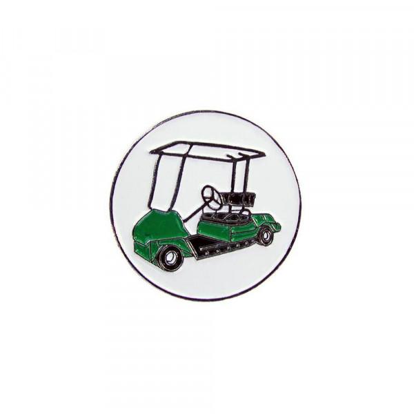 navica CL002-13 Basic Ballmarker - Vintage Golf Cart