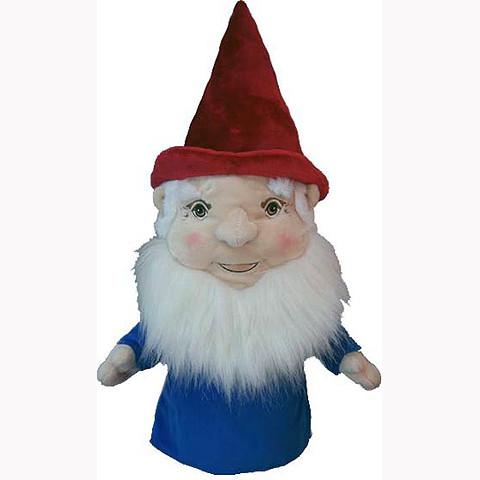 Daphnes Headcover für Driver & Fairway - Gnome