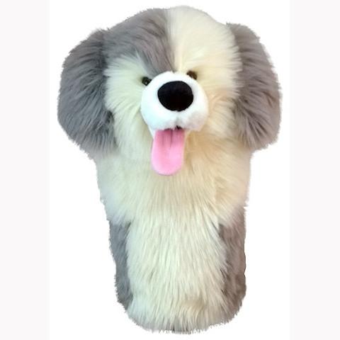 Daphnes Headcover für Driver & Fairway - Rescue Dog