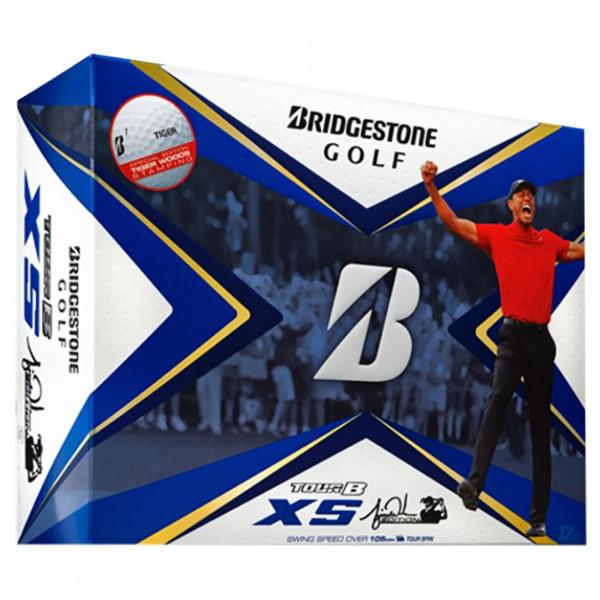 Bridgestone Tour B XS Tiger Golfball