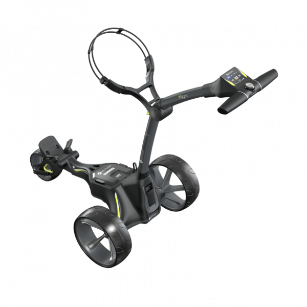 Motocaddy M3 GPS Elektrotrolley