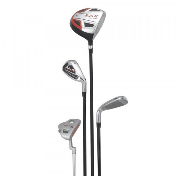 Big Max Junior Golfschläger Eisen 7 (67cm) 3-6 Jahre rot