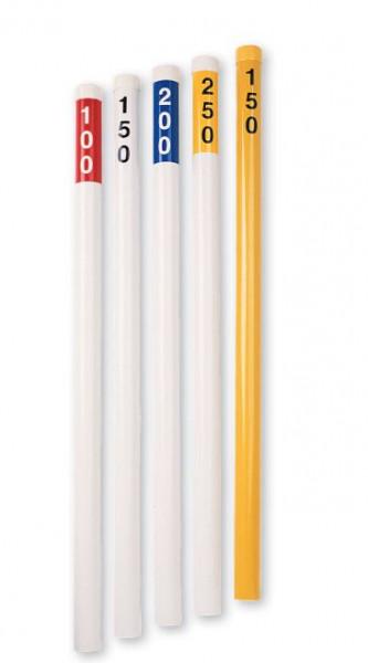 Standard Golf INDIVIDUELLER PVC ENTFERNUNGSMARKER - Set 16158