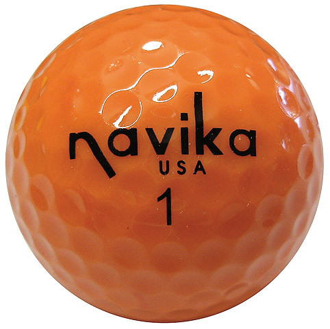 "Designer-Golfbälle 3er Pack ""neon"""