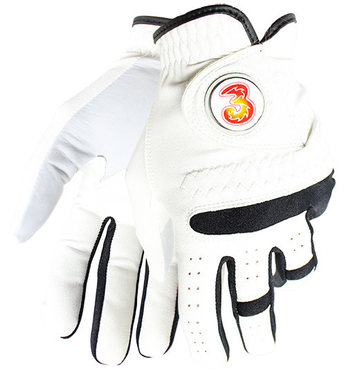 Golf-Handschuh mit Ballmarker