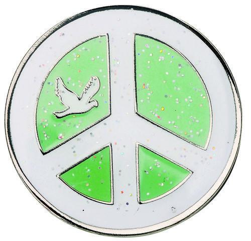 navica CL004-28/30 Glitzy Ballmarker - Peace