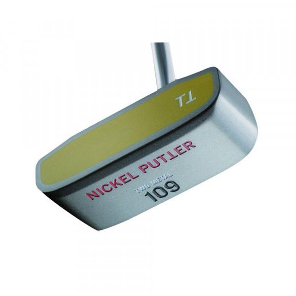 Nickel Putter Two Metal 109