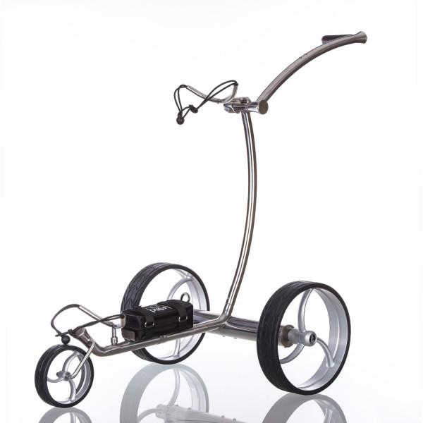 Trendgolf Streaker Elektrotrolley und Golfbag