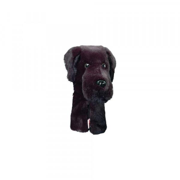 Daphnes Headcovers für Hybride und Rescues - Black Labrador