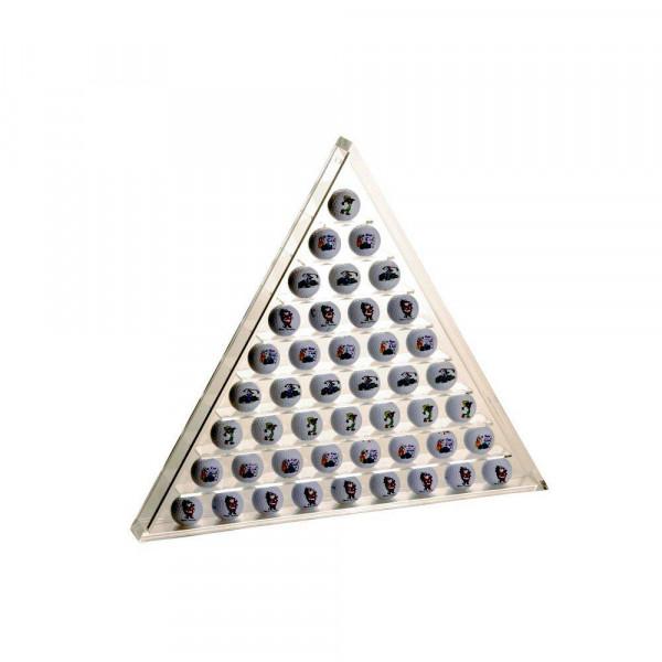 Silverline Acrylpyramide