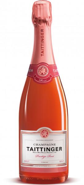 Champagner Brut Prestige rosé