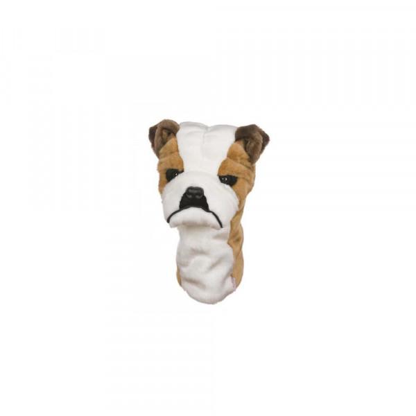 Daphnes Headcover für Driver & Fairway - Bulldog