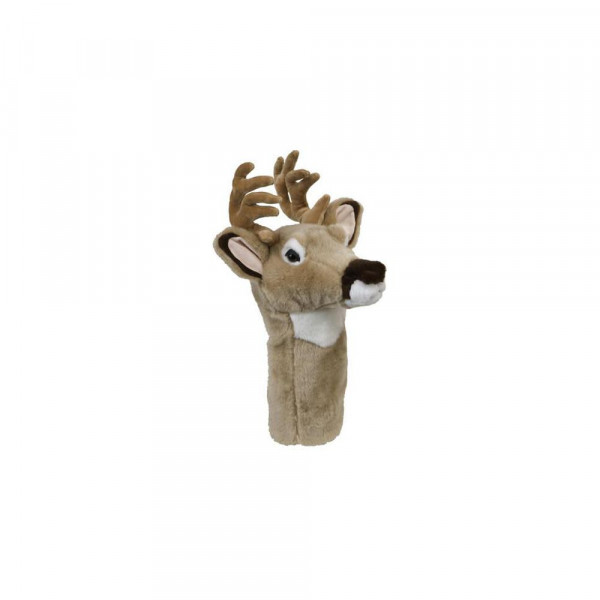 Daphnes Headcover für Driver & Fairway - Deer