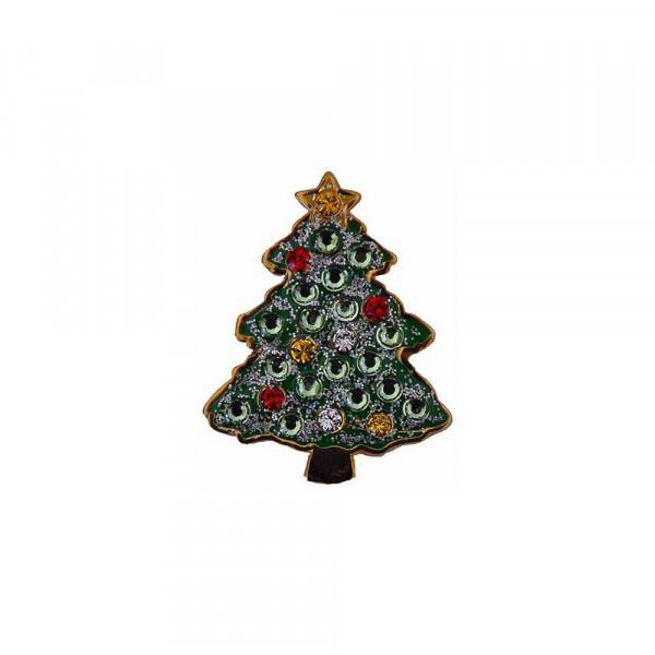 navica CL006-119 Crystal Ballmarker - X-mass Tree
