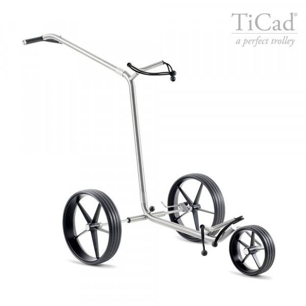 TiCad Andante Golftrolley Drei-Rad mit GFK-Rädern